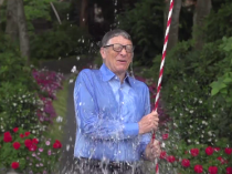 bill gates, ALS ice bucket, consumer behavior, marketing